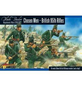 Warlord Games British 95th Rifles (Chosen Men)