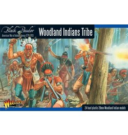 Warlord Games Woodland Indian Tribes
