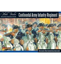 Warlord Games Continental Infantry Regiment