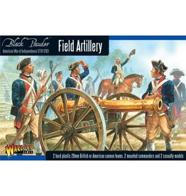 Warlord Games Field Artillery And Army Commanders