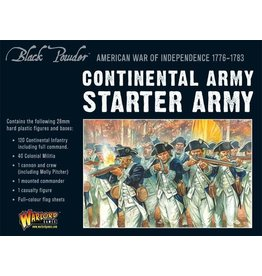 Warlord Games Continental Army starter set