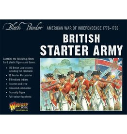 Warlord Games British Army Starter Set