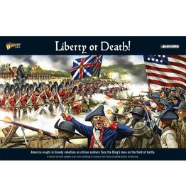 "Warlord Games ""Liberty Or Death"" Battle Set"