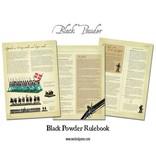 Warlord Games Black Powder Core Rulebook