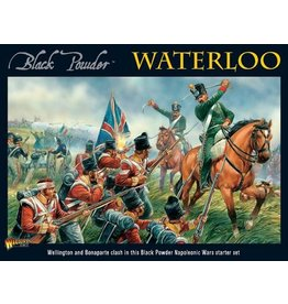 Warlord Games Black Powder Starter Set (Waterloo)