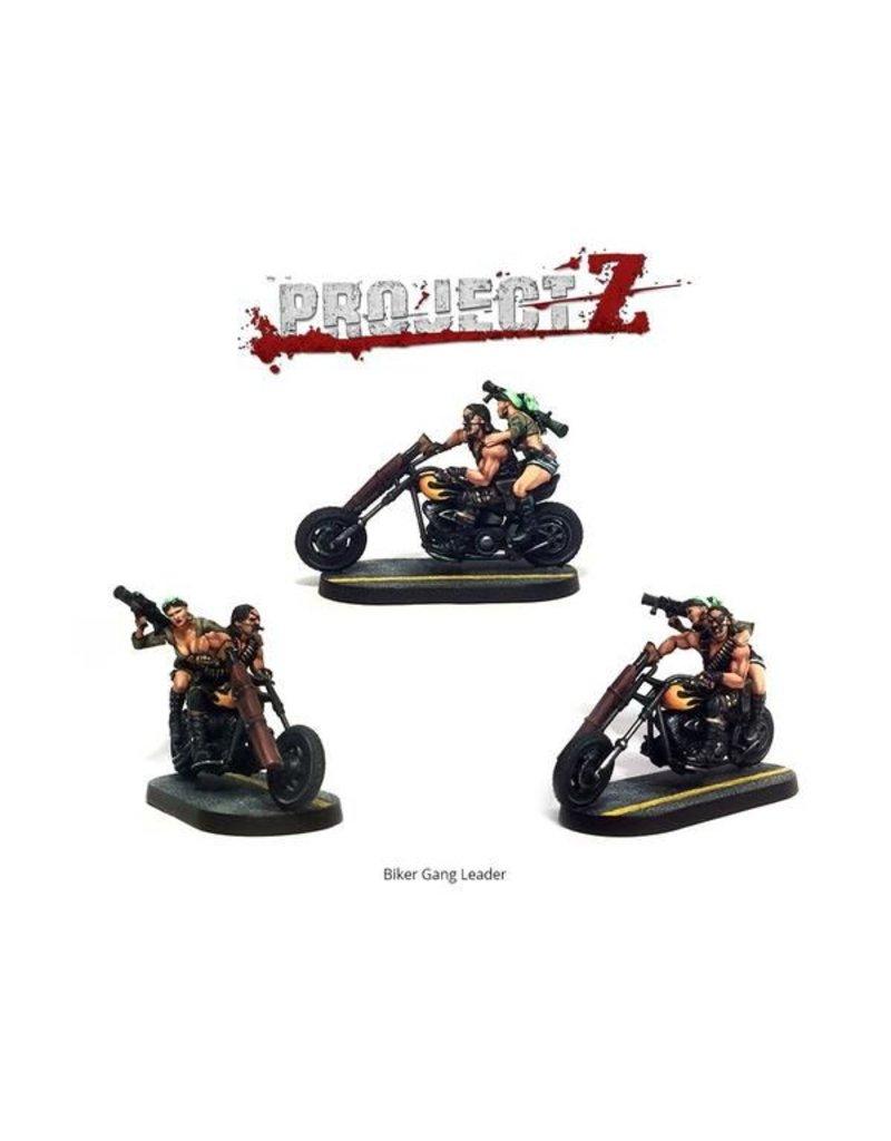 Warlord Games Motorbike Gang Box Set