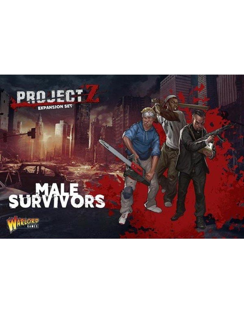 Warlord Games Male Survivors Box Set