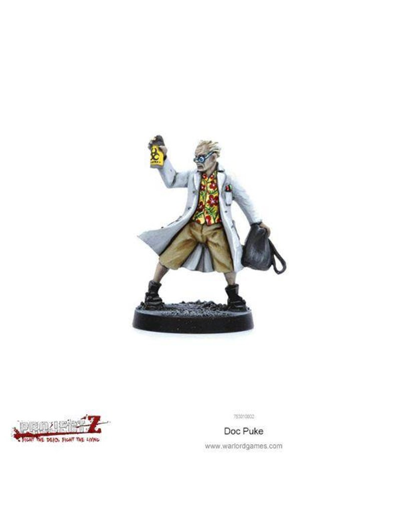 Warlord Games Doc Puke Pack