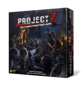 Warlord Games PROJECT Z - The Zombie Miniatures Game