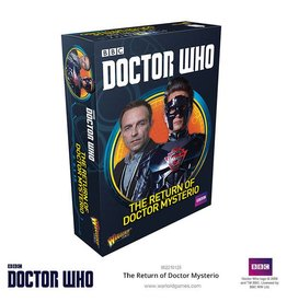 Warlord Games The Return of Doctor Mysterio