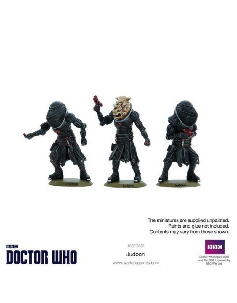 Warlord Games Doctor Who: Judoon