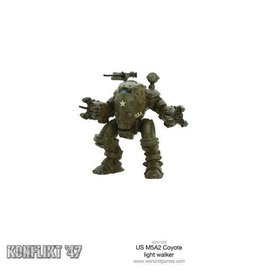 Warlord Games Allied Coyote/Guardian Light Walker
