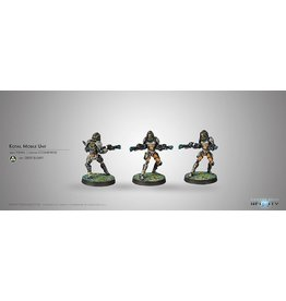 Corvus Belli Kotail Mobile Unit (Combi Rifle x2)