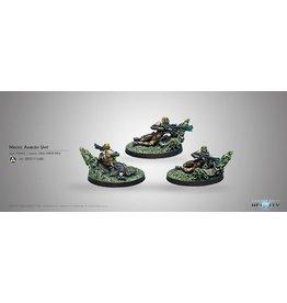 Corvus Belli Nikoul Ambush Unit (Viral Sniper, Sapper)