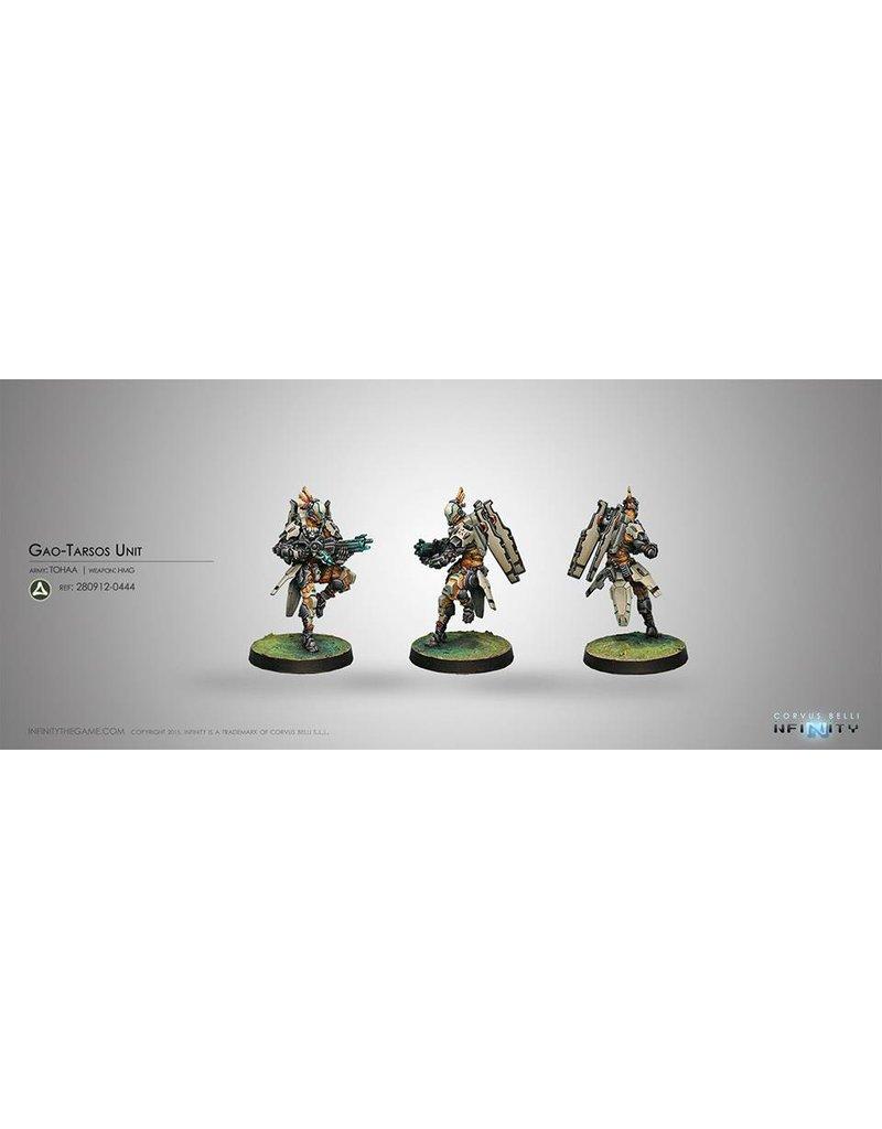 Corvus Belli Tohaa Gao-Tarsos Unit (HMG) Blister Pack