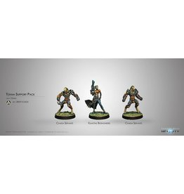Corvus Belli Tohaa Support Pack