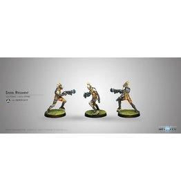 Corvus Belli Sakiel Regiment (Spitfire)