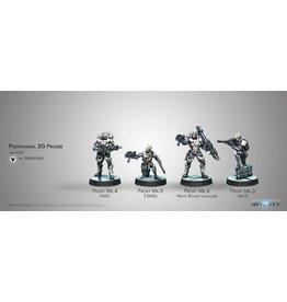 Corvus Belli Posthumans, 2G Proxies