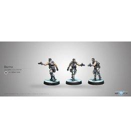 Corvus Belli Dactyls, Steel Phalanx Support Corps (Doctor)
