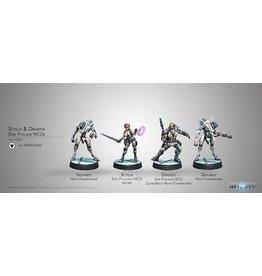 Corvus Belli Drakios & Scylla, Steel Phalanx's NCO