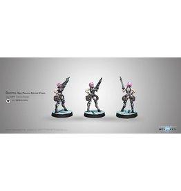 Corvus Belli Dactyls, Steel Phalanx Support Corps (Engineer)