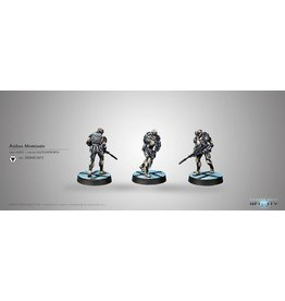 Corvus Belli Agema Marksmen (Multi Sniper)