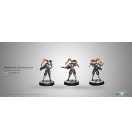 Corvus Belli Nesaie Alke, Thorakitai Warrant Officer (Spitfire)