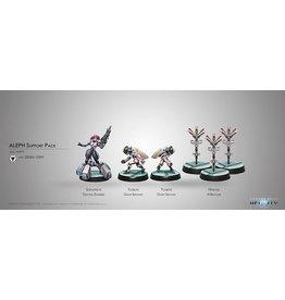 Corvus Belli Aleph Support Pack