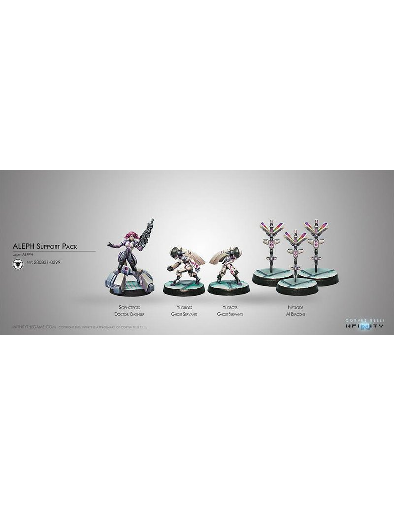 Corvus Belli Aleph Support Pack Box Set