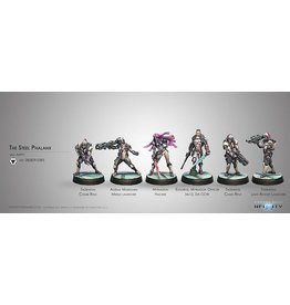 Corvus Belli The Steel Phalanx (ALEPH Sectorial Starter Pack)