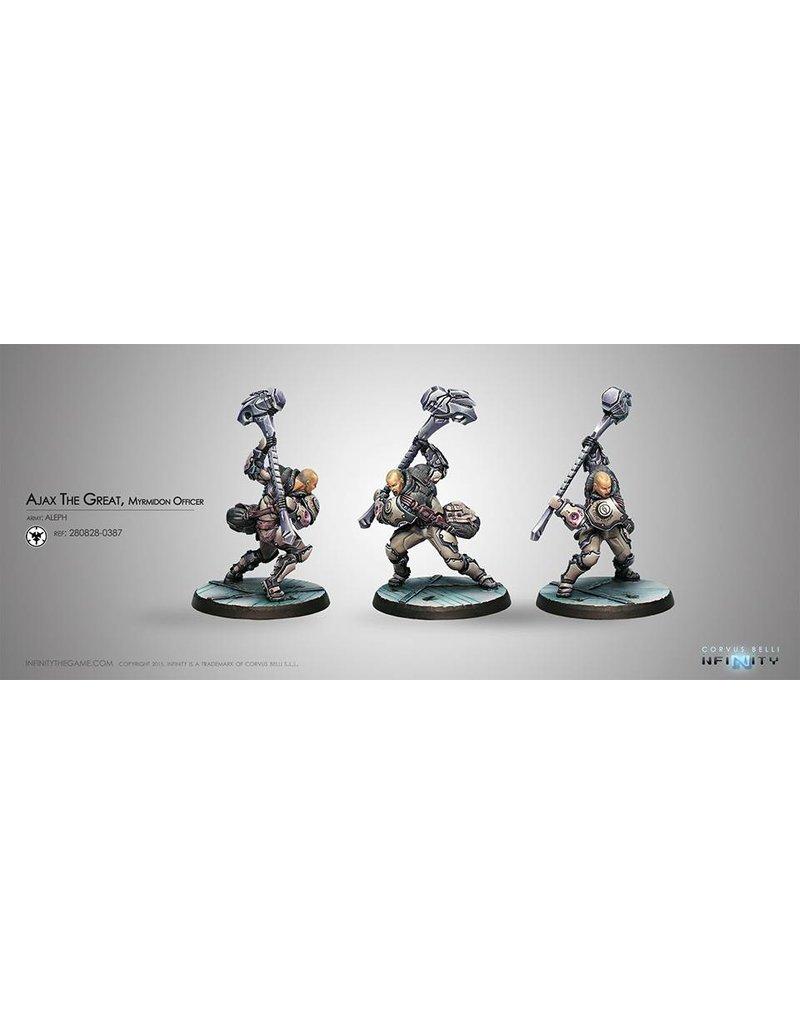 Corvus Belli Aleph Ajax the Great Blister Pack