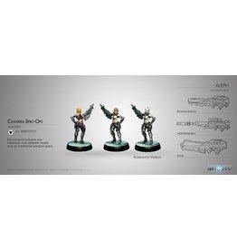 Corvus Belli Chandra Spec-Ops