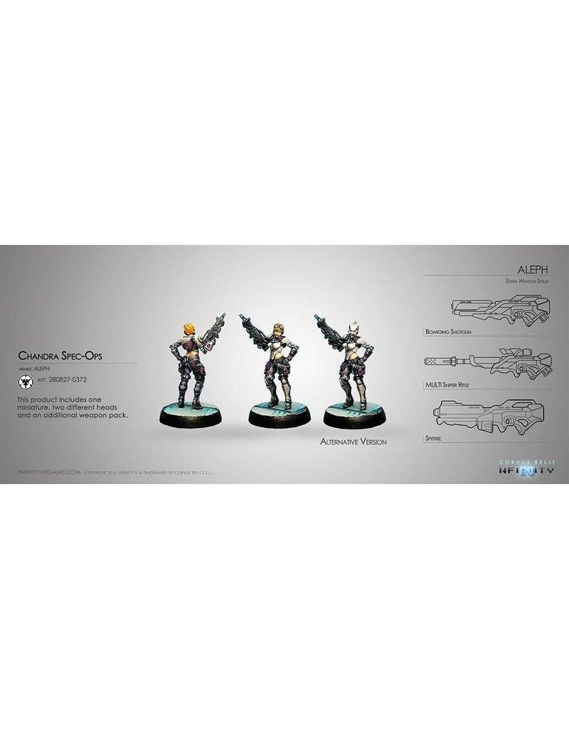 Corvus Belli Aleph Chandra Spec-Ops Blister Pack