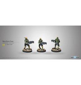 Corvus Belli Druze Shock Troops (Spitfire)