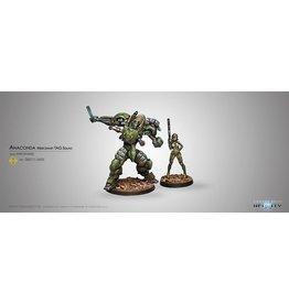 Corvus Belli Anaconda, Mercenary TAG Squadron