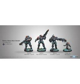 Corvus Belli Suryats, Assault Heavy Infantry