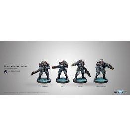 Corvus Belli Morat Vanguard Infantry