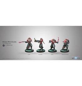 Corvus Belli Daturazi Witch-Soldiers