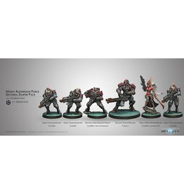 Corvus Belli Morat Aggression Forces (Combined Army Sectorial Starter Pack)