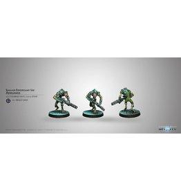 Corvus Belli Shasvastii Expeditionary Unit Aswang (Spitfire)