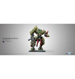 Corvus Belli Raicho Armored Brigade