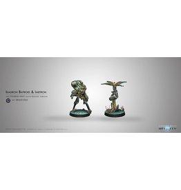 Corvus Belli Ikadron Batdroids & Imetron