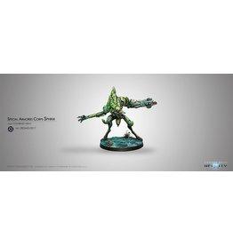 Corvus Belli Shasvastii Armored Corps Sphinx