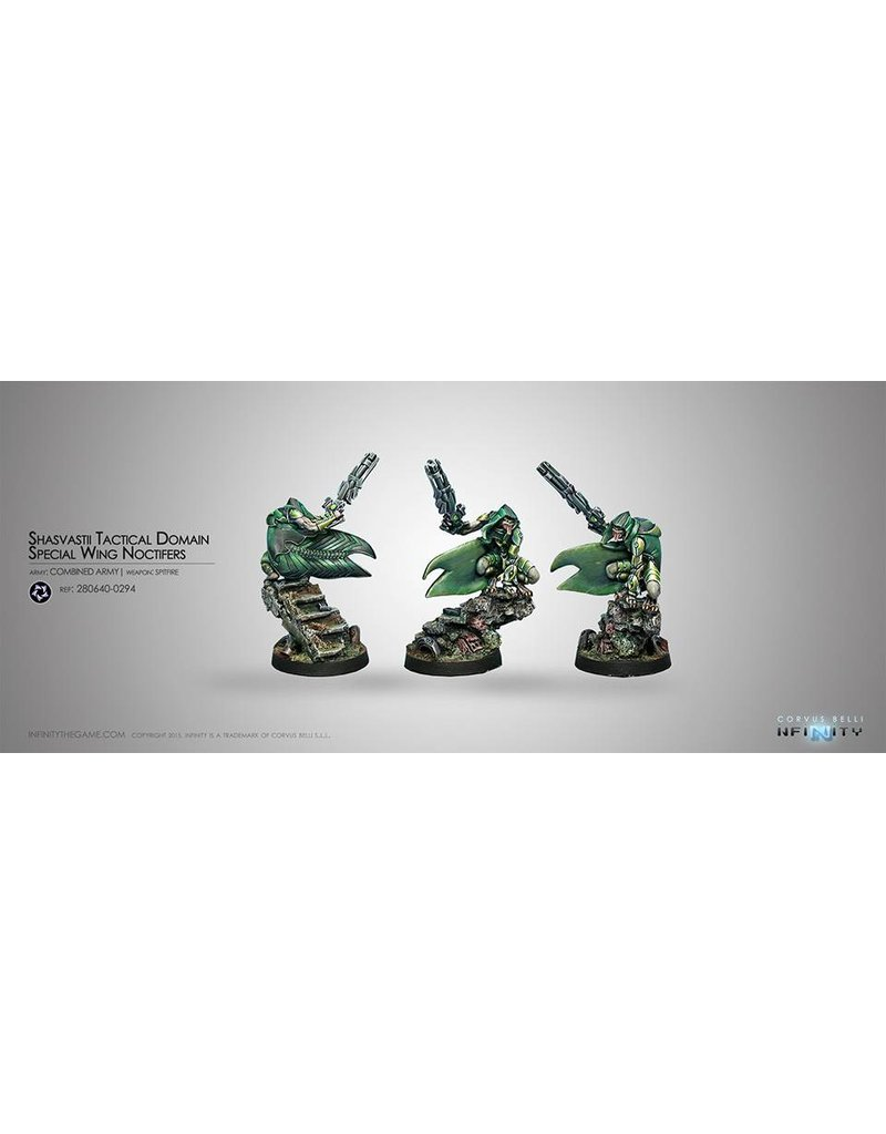 Corvus Belli Combined Army Noctifers (Spitfire) Blister Pack