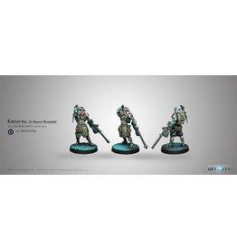 Corvus Belli Kurgat Reg. of Assault Engineers (Mk12, D-Charges)
