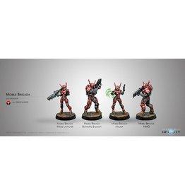 Corvus Belli Mobile Brigada