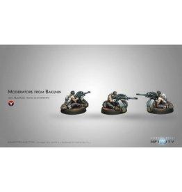 Corvus Belli Moderators (MULTI Sniper)