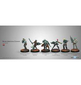 Corvus Belli Bakunin Jurisdictional Force (Nomads Sectorial Starter Pack)
