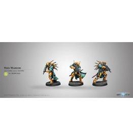 Corvus Belli Hsien Warriors  (MULTI Rifle)