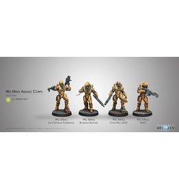Corvus Belli Wu Ming Assault Corps